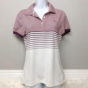 Puma Tops - PUMA Women's Golf Polo Shirt Dry Cell, sz Small